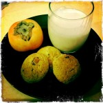Groupon, Farm Shares and Persimmon Cookies