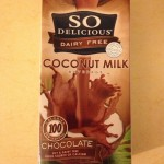 Drinkin' Friday:  So Delicious Chocolate Coconut Milk