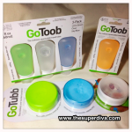 Rave 'n' Crave Wednesday:  humangear's GoTubb Containers