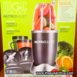 Rave 'n' Crave Wednesday:  NutriBullet