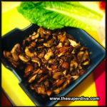 Foodie Monday:  Marinated Mushrooms
