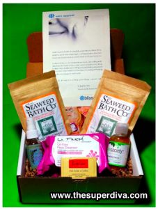 Blissmo beauty box 1