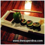 Pure Food and Wine Sushi Roll