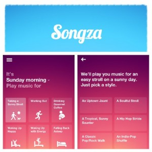 Songza in Pics