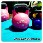 Fitness Friday: Competition-Style Kettlebells