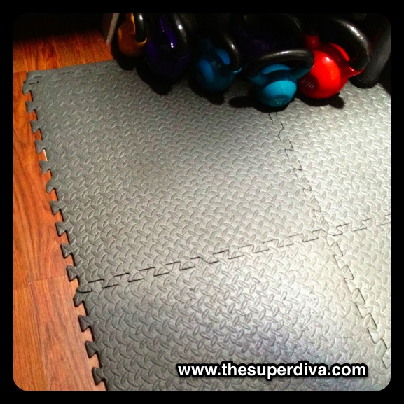 Fitness Friday How To Make A Non Skid Portable Workout